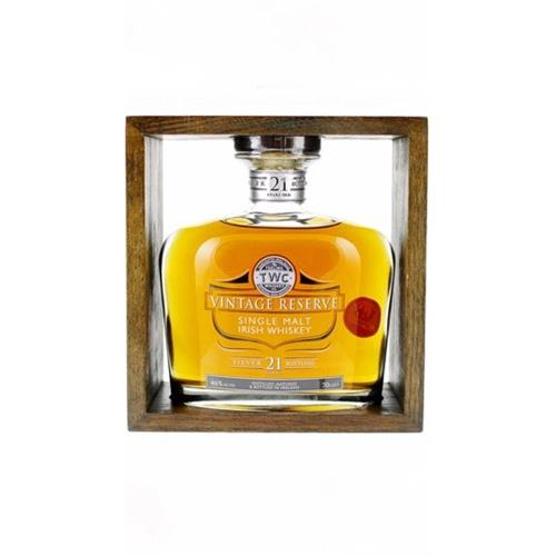 Teeling Vintage Reserve 21 years old Batch No.5 46% 70cl Image 1