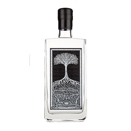 1897 Quinine Gin 45.8% 70cl Image 1