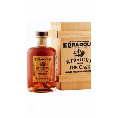 Edradour SFTC 10 years Straight from the Cask 55.9% 50cl Image 1