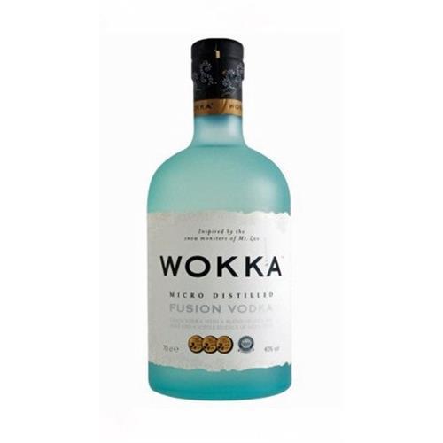 Wokka Fusion Vodka 40% 70cl Image 1