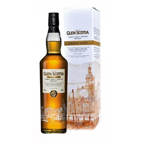 Glen Scotia Double Cask 46% 70cl Image 1
