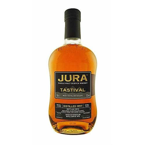 Jura Tastival 1997 Bottled 2015 52% 70cl Image 1