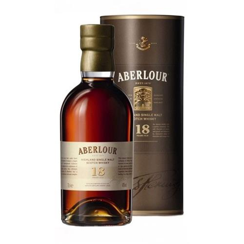 Aberlour 18 years old 43% 70cl Image 1