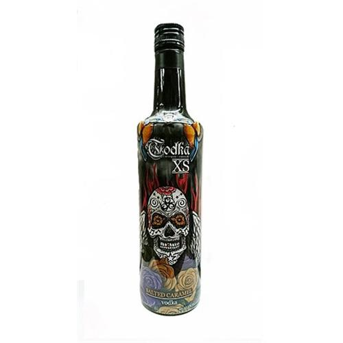 Todka XS Salted Caramel Vodka 37.5% 70cl Image 1