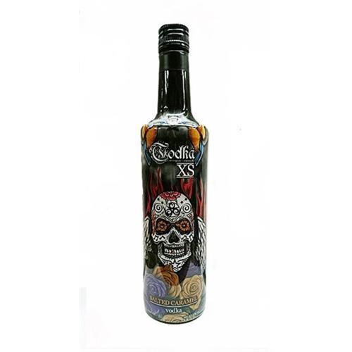 Todka XS Salted Caramel Vodka 37.5% 70cl Image 1