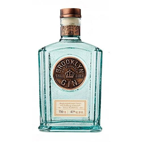 Brooklyn Gin Small Batch 40% 70cl Image 1