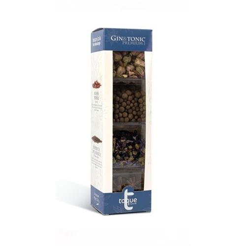 Special Touch Botanicals 121g Gin & Tonic Premium I Image 1