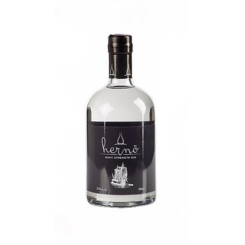 Herno Navy Strength Gin 57% 50cl Image 1
