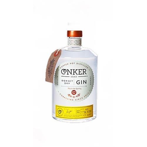 Conker Dorset Dry Gin 40% 35cl Image 1