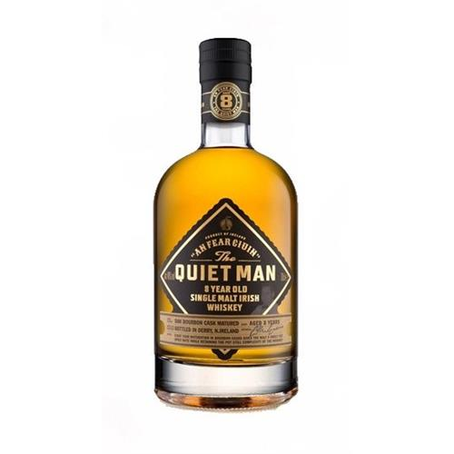 The Quiet Man 8 years old Single Malt 40% 70cl Image 1