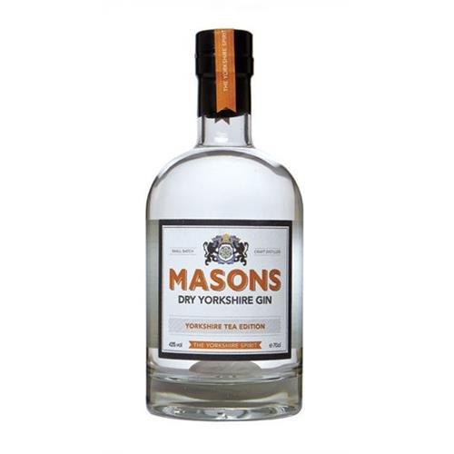 Masons Yorkshire Tea Gin 42% 70cl Image 1