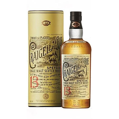 Craigellachie 13 years old 46% 70cl Image 1
