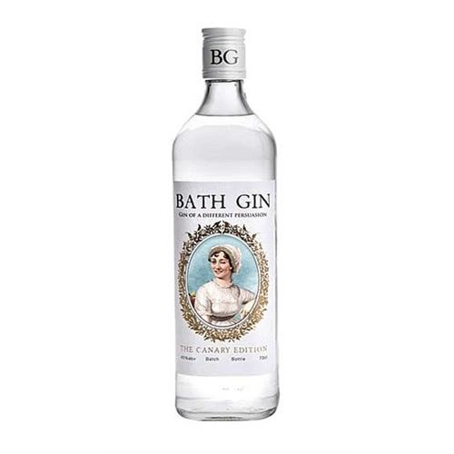 Bath Gin The Canary Edition 40% 70cl Image 1