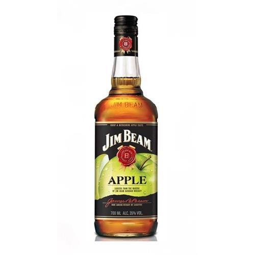 Jim Beam Apple 35% 70cl Image 1