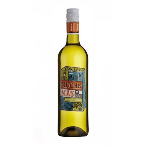 Mucho Mas Sauvignon Blanc 75cl Image 1