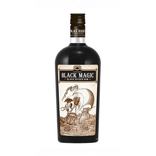 Black Magic Rum 70cl Image 1
