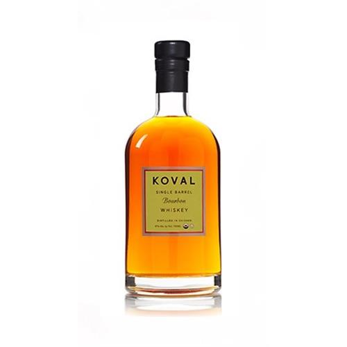 Koval Single Barrel Bourbon 47% 50cl Image 1