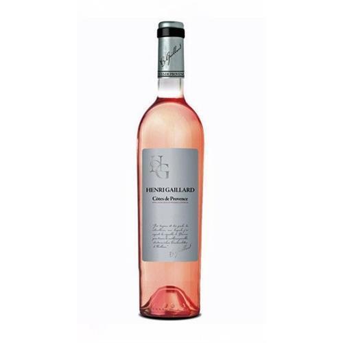 Henri Gaillard Cotes du Provence Rose 2019 75cl Image 1