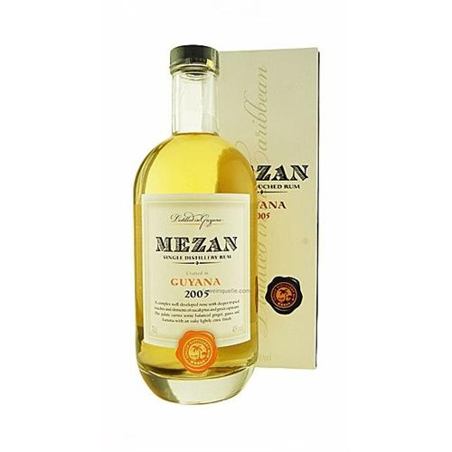 Mezan Guyana 2005 Diamond Distillery 70cl Image 1