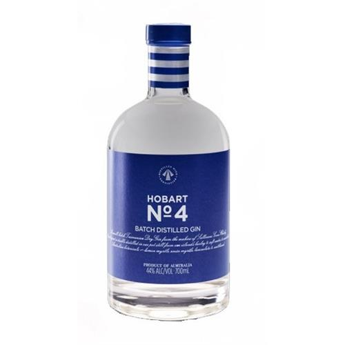 Hobart No. 4 Batch Gin 44% 70cl Image 1