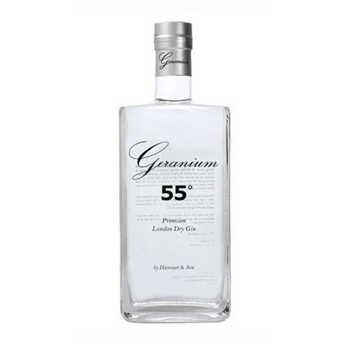 Geranium Gin 55 55% 70cl Image 1