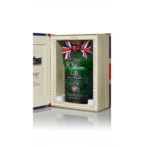 Chase Great British Gin Gift Box 50cl Image 1