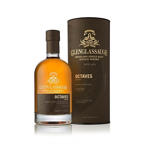 Glenglassaugh Octaves Peated 44% 70cl Image 1