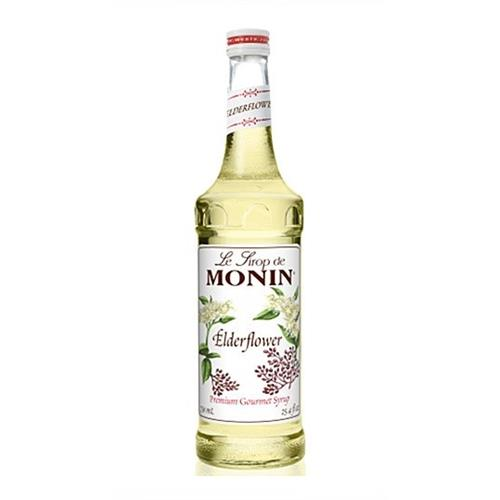 Monin Elderflower Syrup 75cl Image 1