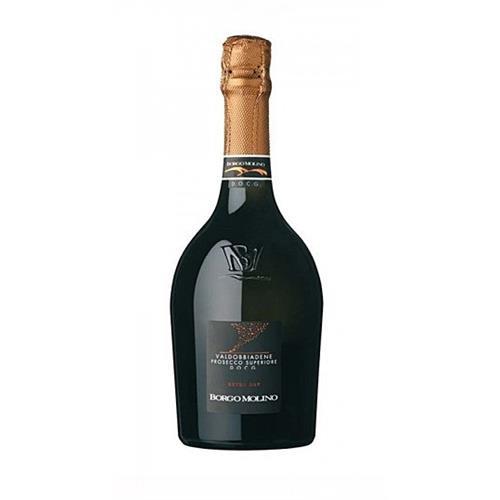 Borgo Molino Valdobbiandene Prosecco Extra Dry 75cl Image 1