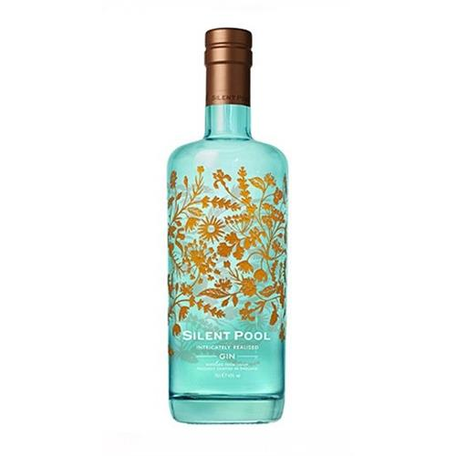 Silent Pool Gin 43% 70cl Image 1