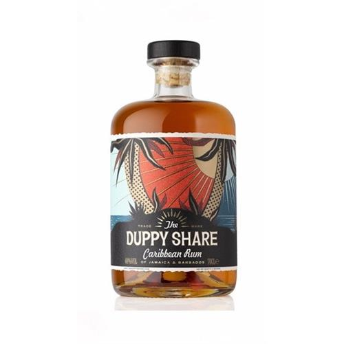 The Duppy Share Rum 40% 70cl Image 1