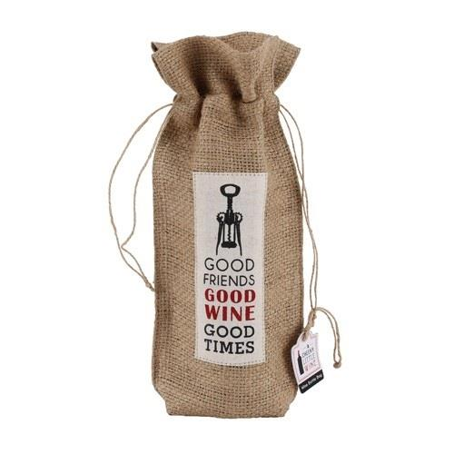 Cheeky Little Wine Bag Good Times Image 1