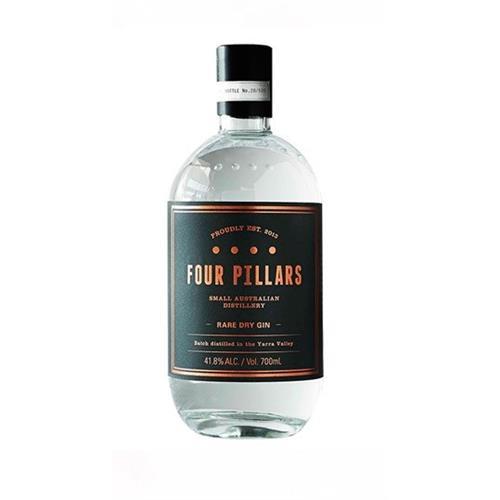 Four Pillars Rare Dry Gin 41.8% 70cl Image 1