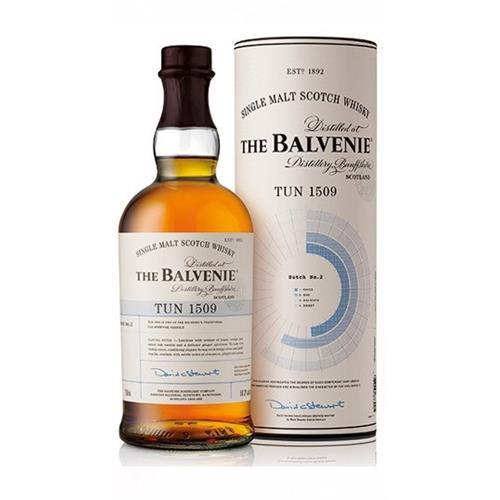 Balvenie Tun 1509 Batch 3 52.2% 70cl Image 1