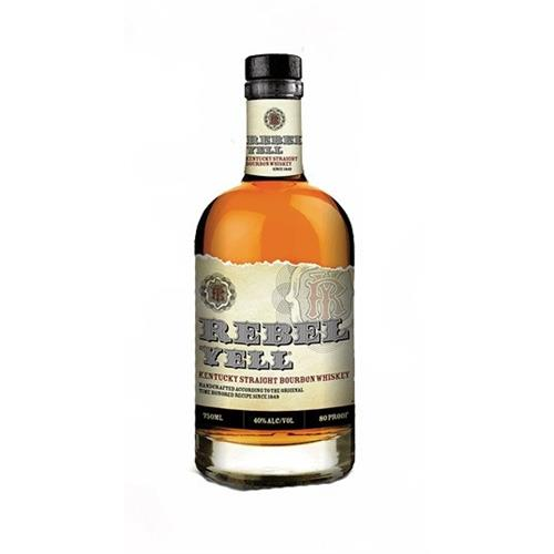 Rebel Yell Straight Bourbon 40% 70cl Image 1
