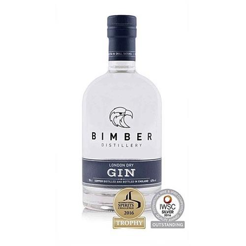 Bimber London Dry Gin 42% 70cl Image 1