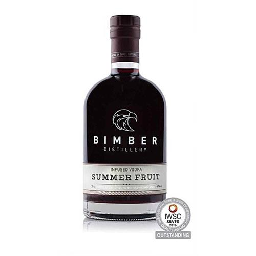 Bimber Summer Fruit Infused Vodka 40% 70cl Image 1