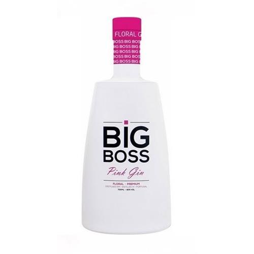 Big Boss Pink Gin 40% 70cl Image 1