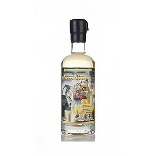 Laphroaig 12 years old Batch 1 Boutique-y Whisky Company 52.4% 50cl Image 1