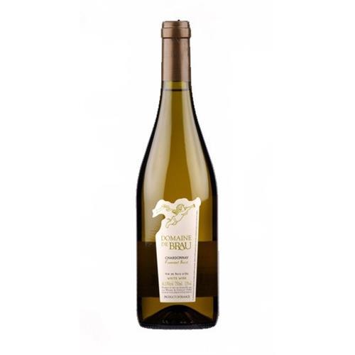 Domaine de Brau Chardonnay Finement Bios Organic 75cl Image 1