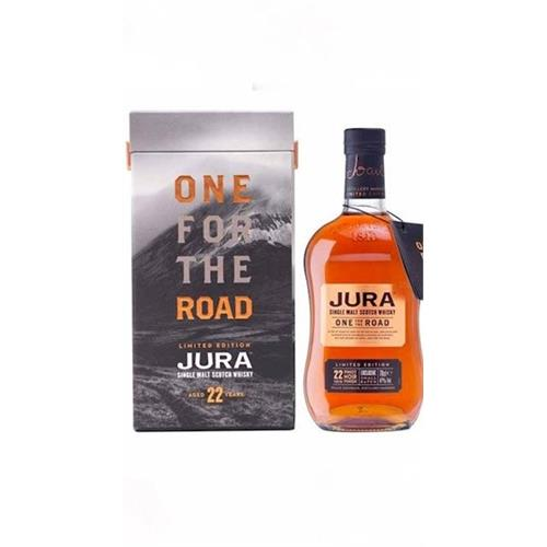 Jura one for the Road 22 years old Pinot Noir Finish 47% 70cl Image 1