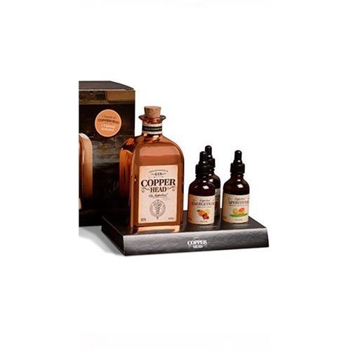 Copperhead Gin Alchemist Gift Box 40% 3x5cl Image 1