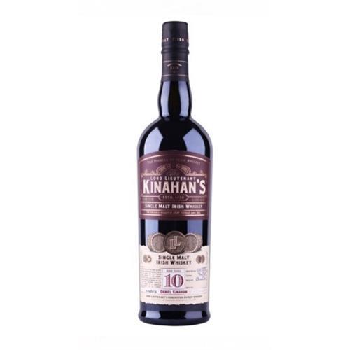 Kinahans 10 years old single malt 46% 70cl Image 1