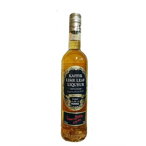 Kaffir Lime Leaf Liqueur Gabriel Boudier 18% 50cl Image 1