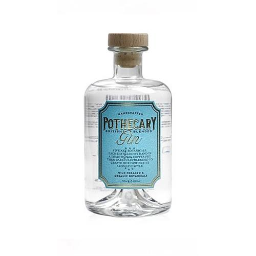 Pothecary Gin 44.8% 50cl Image 1