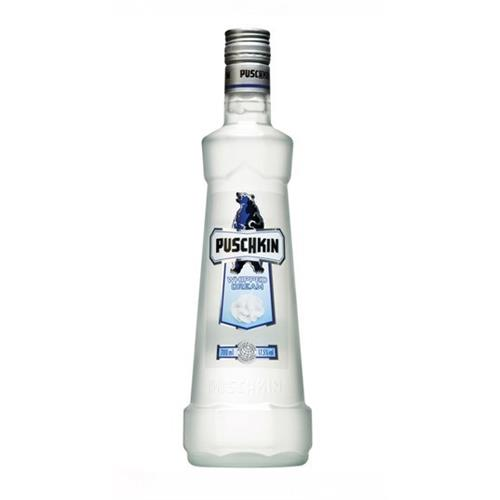 Puschkin Whipped Cream 70cl Image 1
