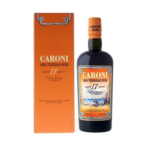 Caroni 17 years old Extra Strong 70cl Image 1