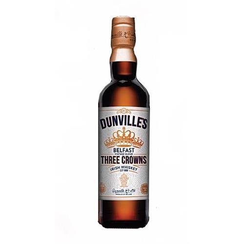 Dunvilles Three Crowns Vintage Blend 70cl Image 1