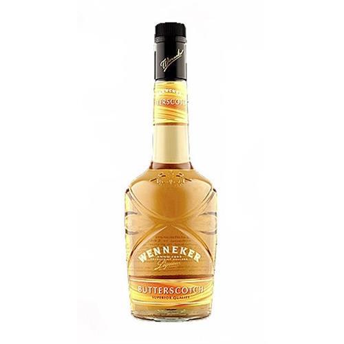 Wenneker Butterscotch Liqueur 70cl Image 1