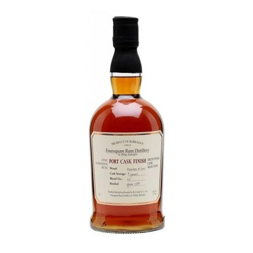 Foursquare 9 Year Old Port Cask Finish 40% 70cl Image 1